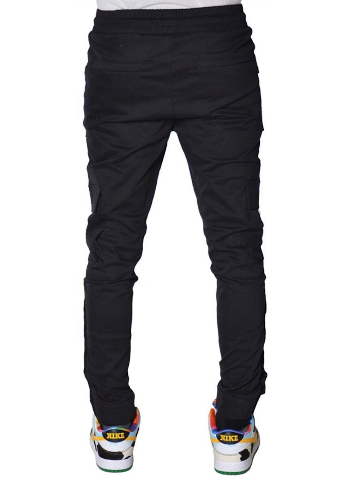 The Hideout Clothing Joggers - Mystic Cargo - Black - FA20-12