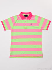 Psycho Bunny Sport Romiley Polo - Knockout Pink