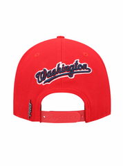Pro Standard Hat - Nationals - Red