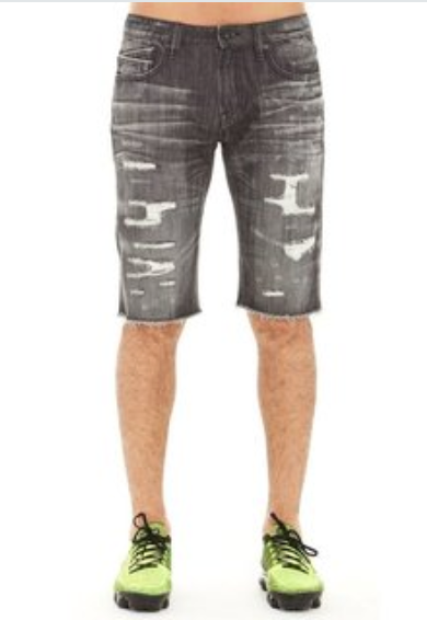 Cult Of Individuality Shorts - Rocker - Dark Grey - 620A5-SC14C