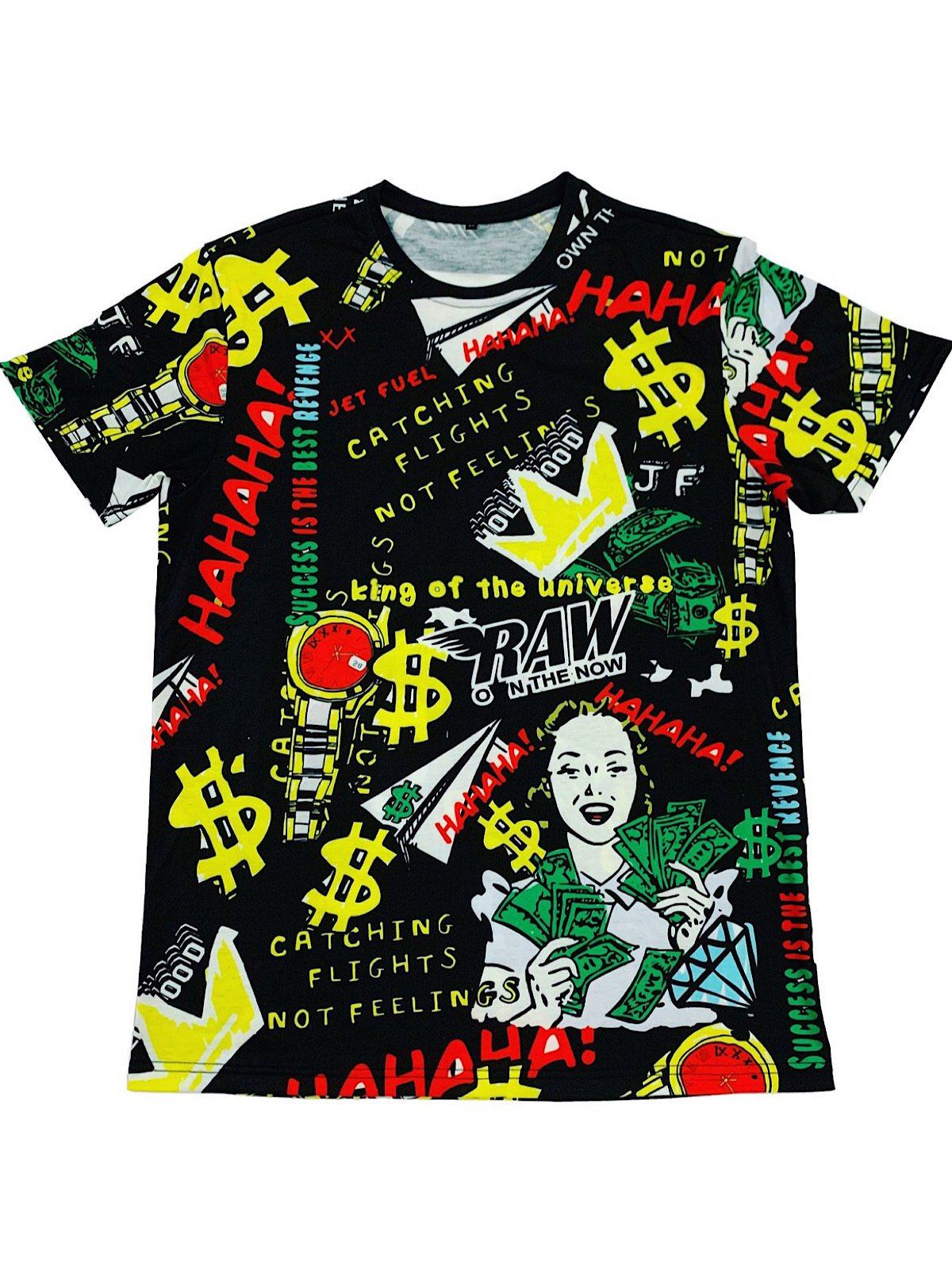 Rawyalty T-Shirt - Graphics - Black