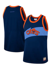 Mitchell & Ness Jersey - Cleveland Cavaliers Team Heritage - Navy