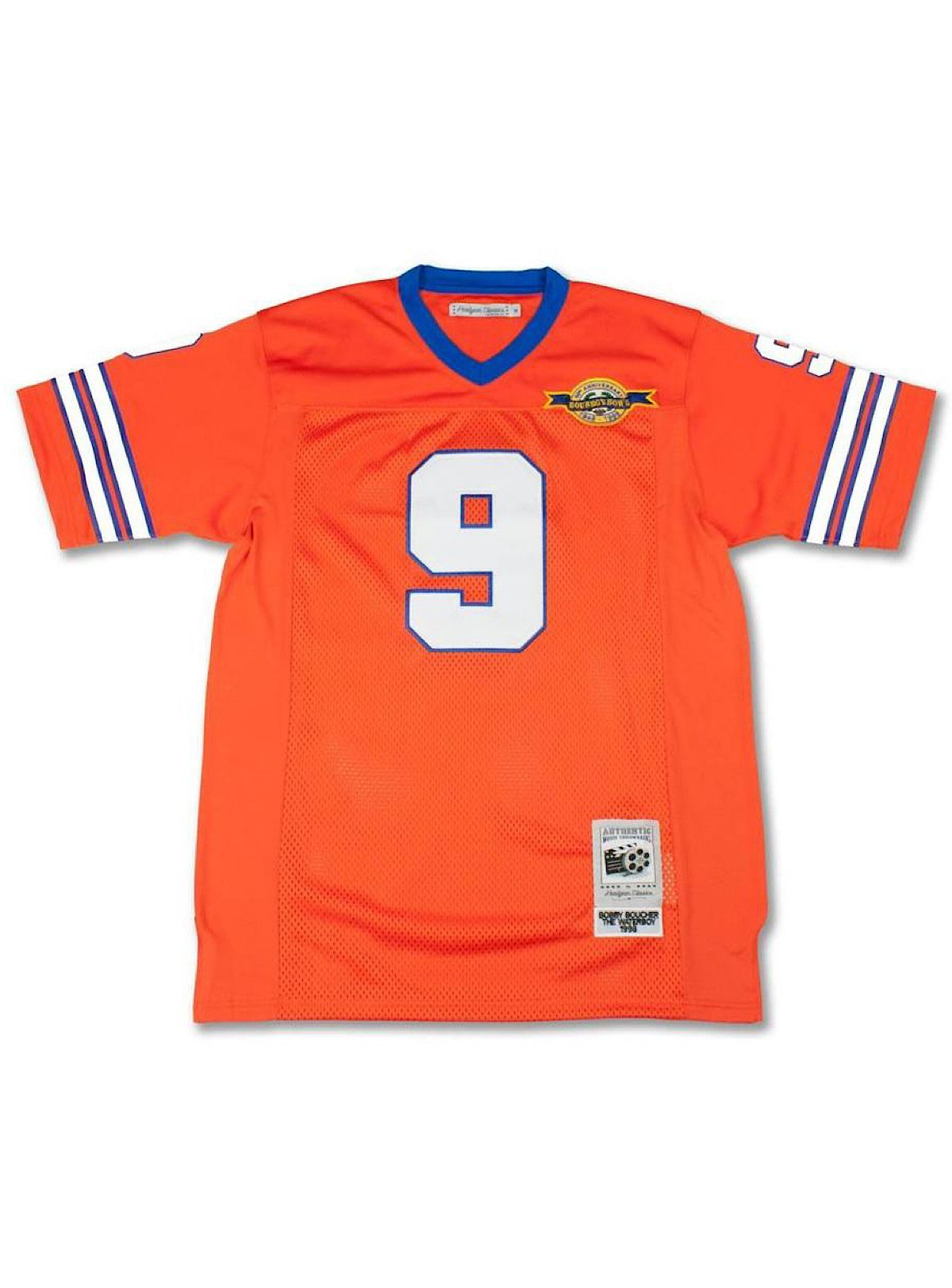 Politics Jersey - The Waterboy Boucher - Orange