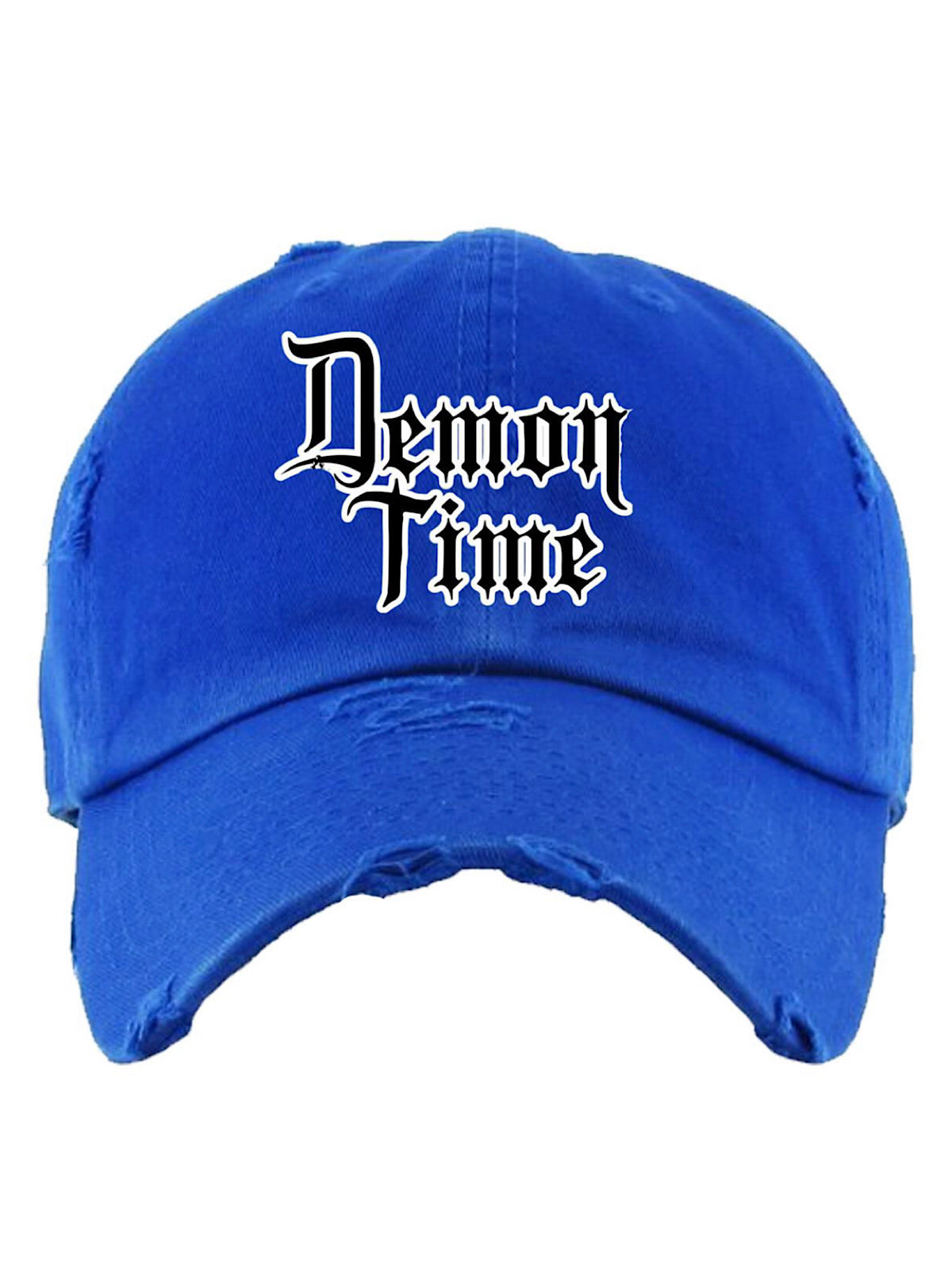 PG Apparel Hat - Demon Time - Royal Blue