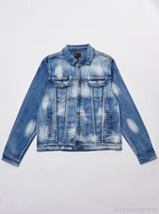 Waimea Jacket - Bleach Splatter - M6051D