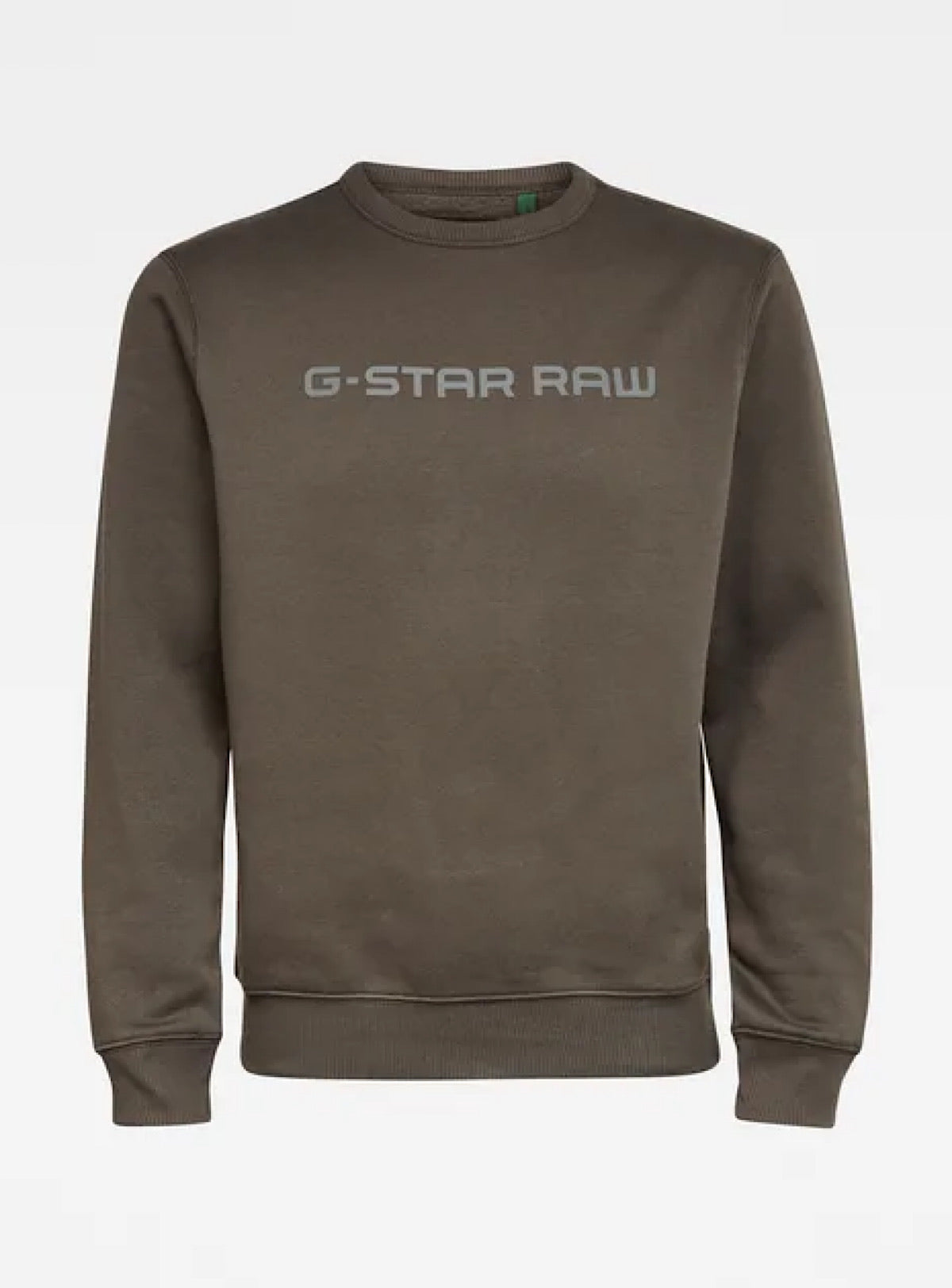 G-Star Sweater - Loaq - Asfalt Green - D08477