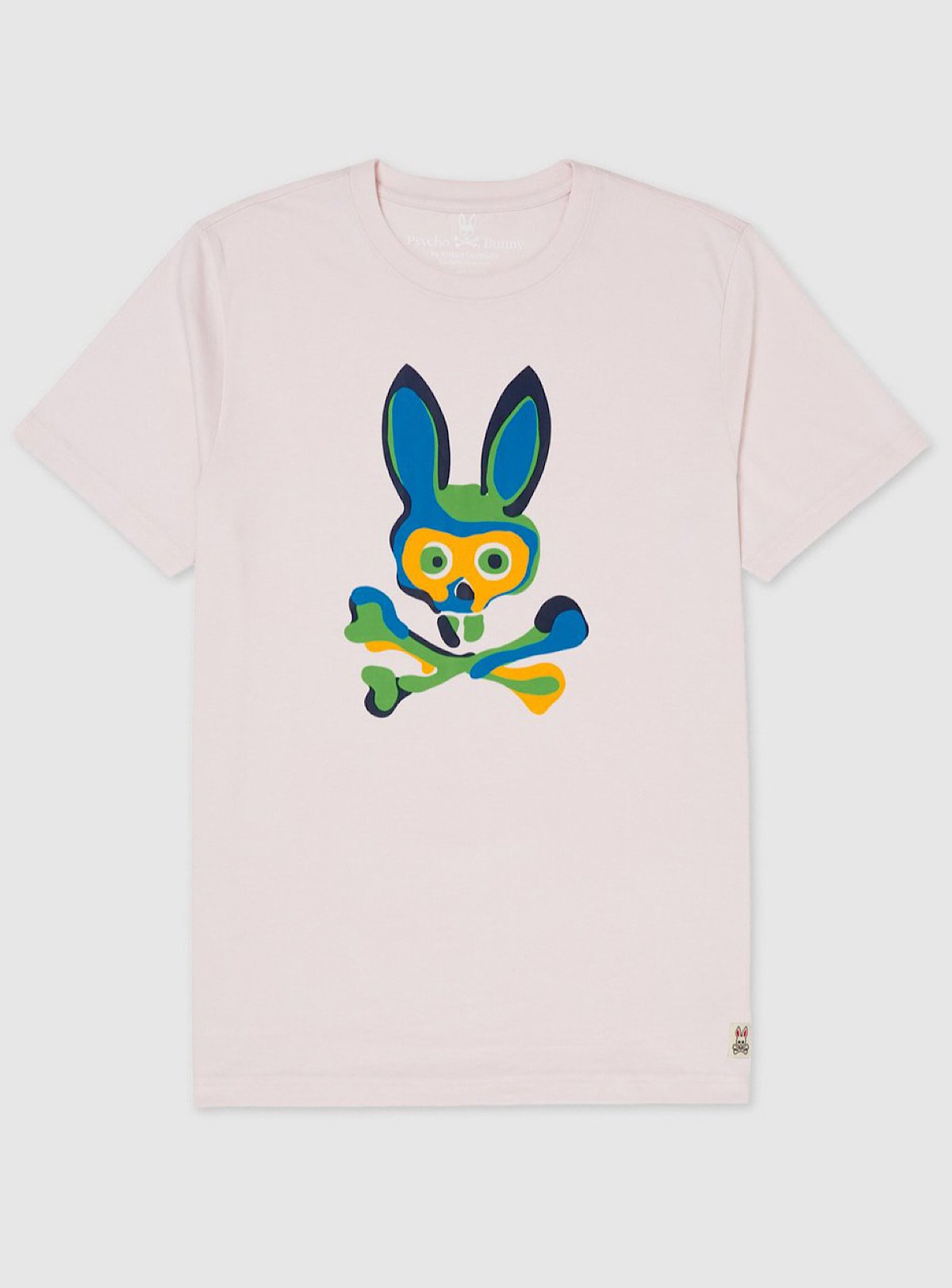 Psycho Bunny T-Shirt - Dallington - Light Pink