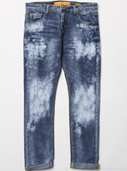 Royal 7even Jeans - Bleach - Blue - RS1827-151A