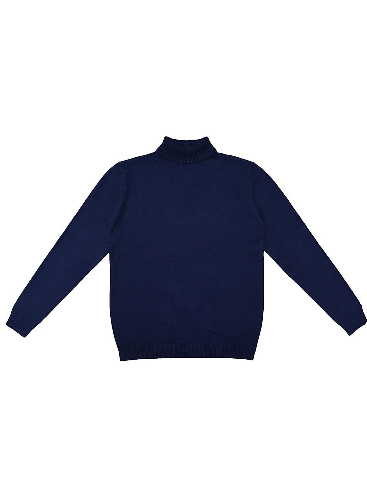 Xray Sweater - Turtleneck - Navy