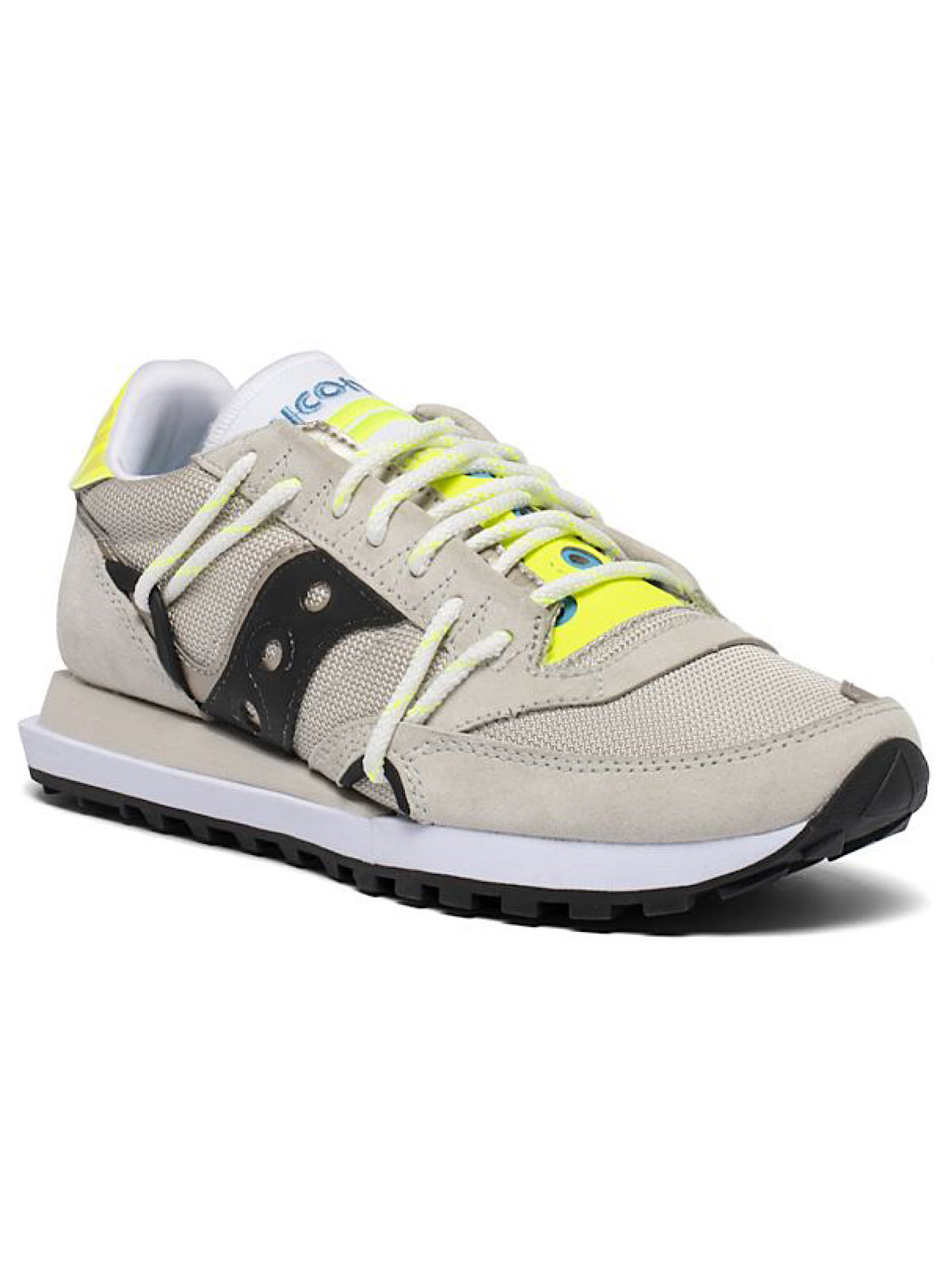 Saucony Shoes - Jazz Dst - Stone And Citron - S70528-7