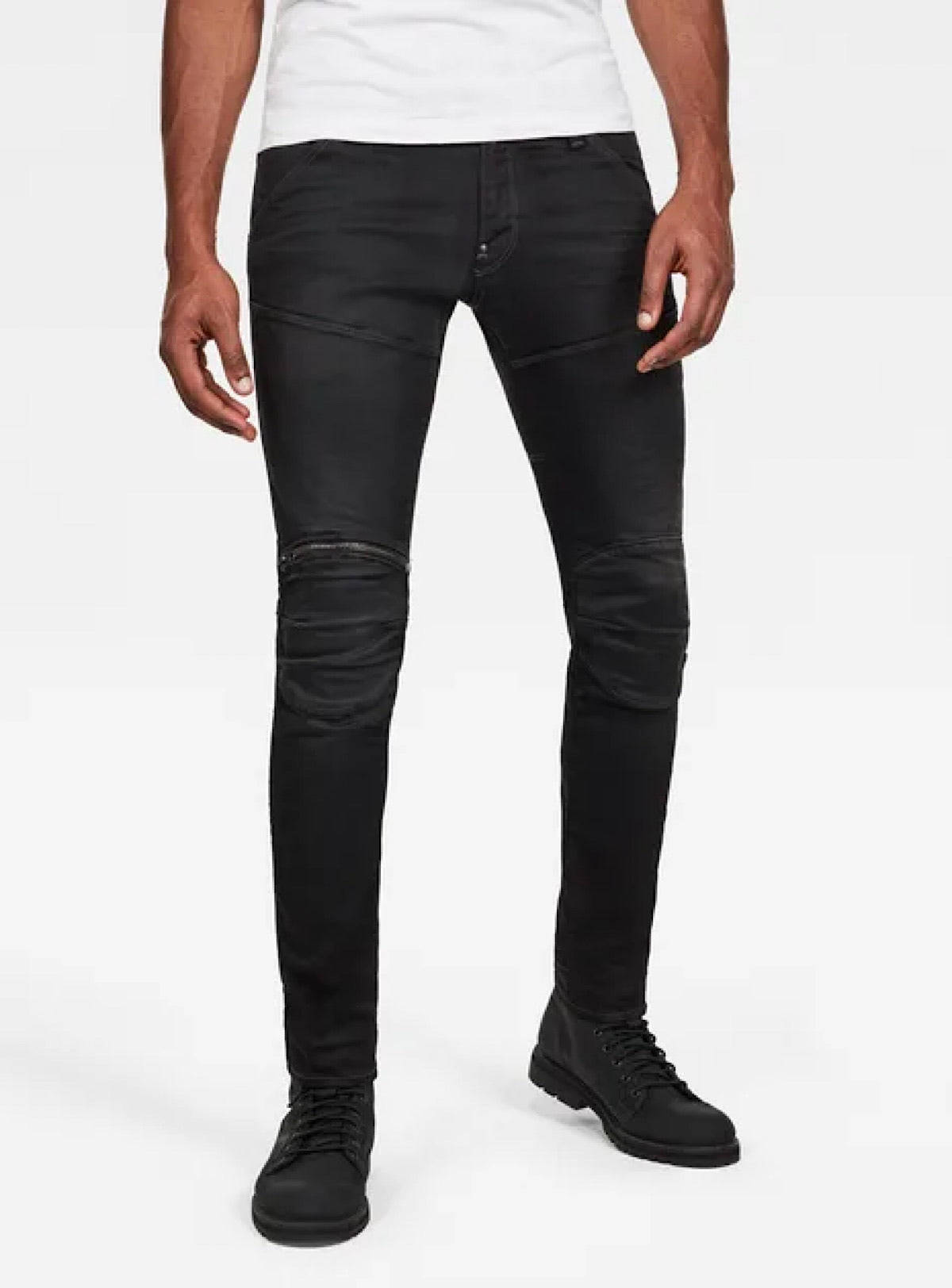 G-Star Jeans - 3D Zip Knee - New Dark Aged - D01252-8172