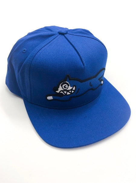 Icecream Hat - Grin SnapBack - Royal