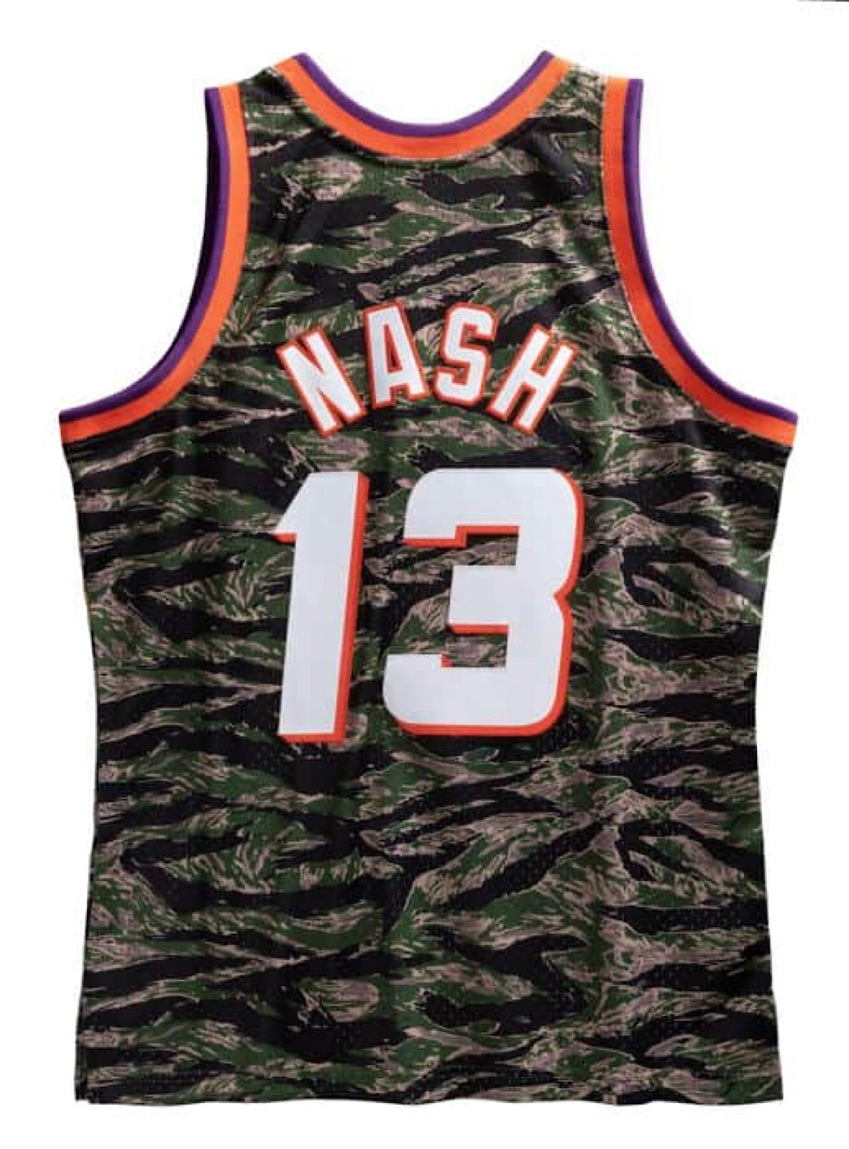 Mitchell & Ness Jersey - NBA Tiger Suns 96 Nash - Camo
