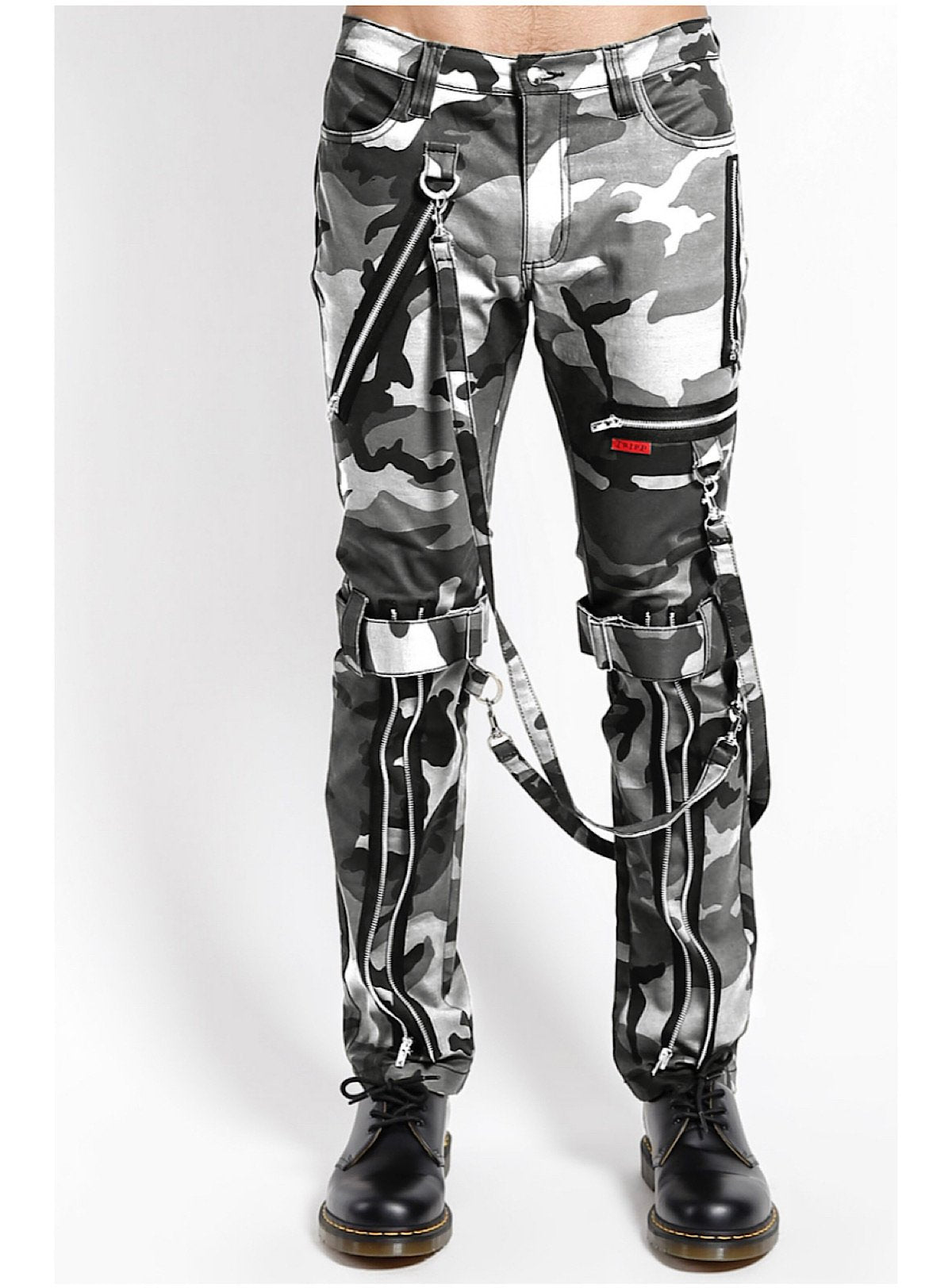 Buyer's Choice Jeans - Bondage - Grey Camo - IS267MP