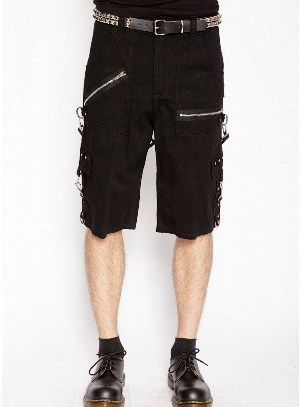 Buyer's Choice Shorts - Bondage - Black - IS3095S