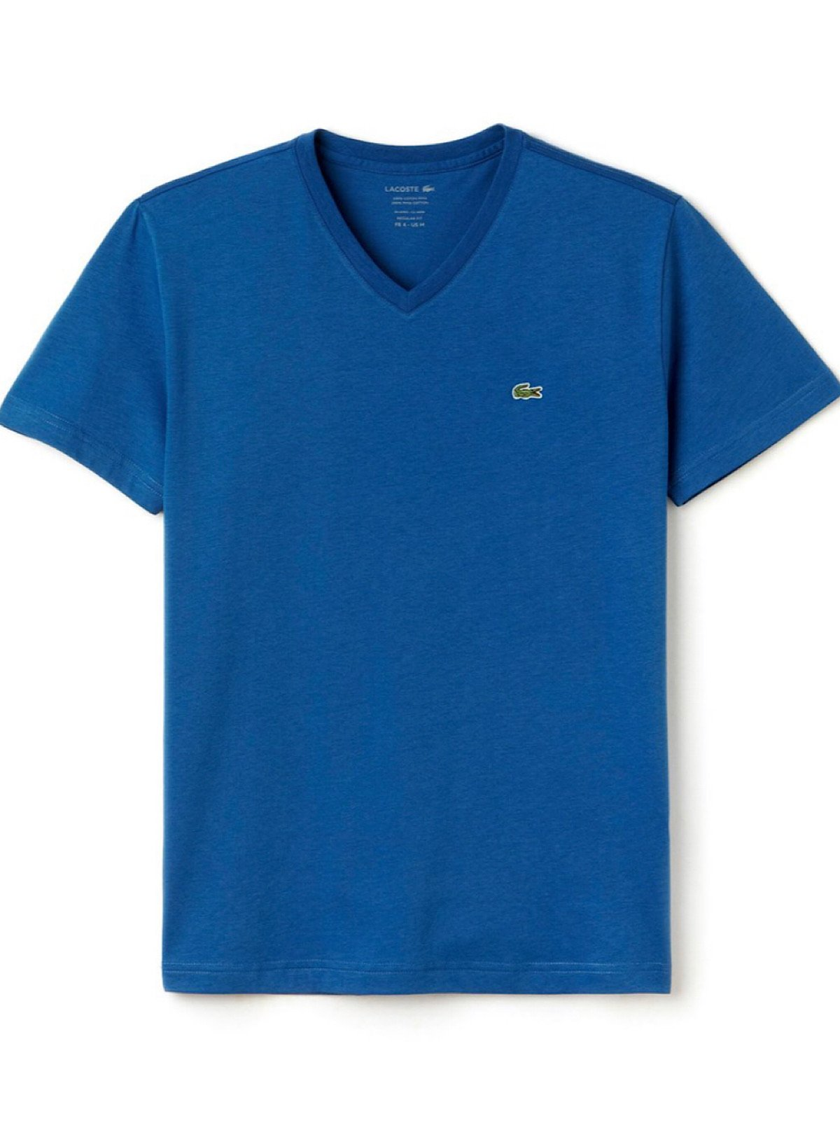 Lacoste T-Shirt - Ocean Blue - TH6710