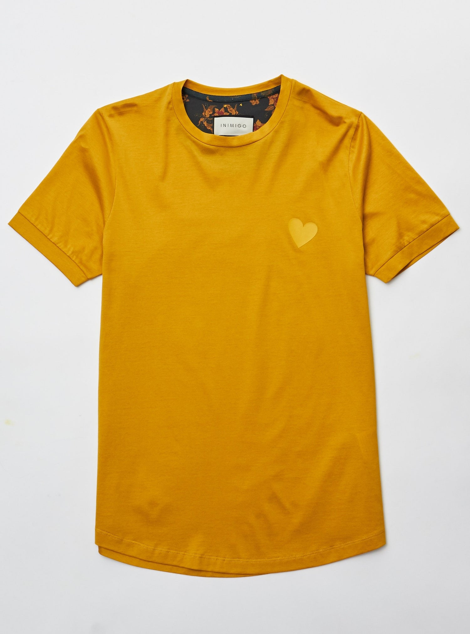 Inimigo T-Shirt - Classic - Gold - ITS4102
