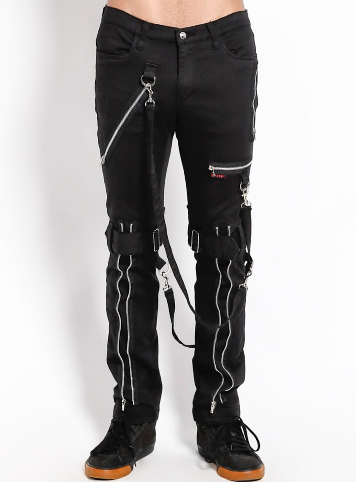 Buyer's Choice Jeans - Bondage - Black - IS267M
