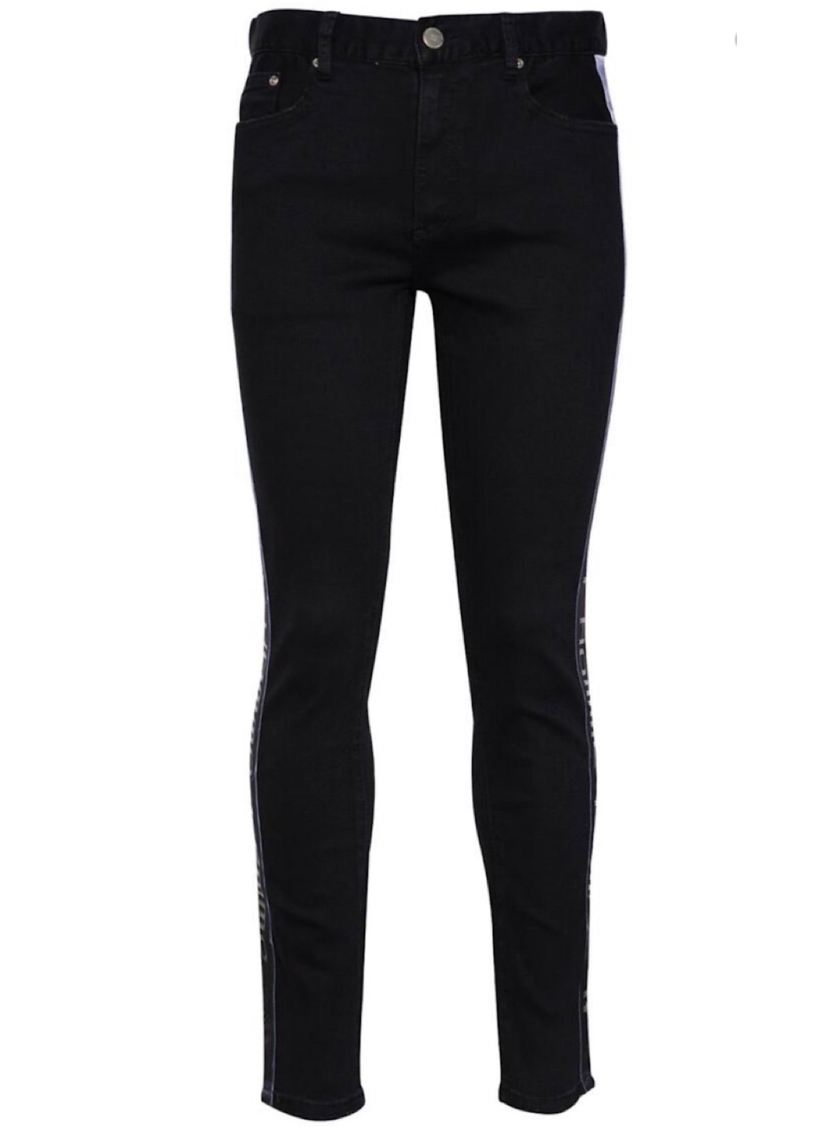 Homme+Femme Jeans - Tesla Denim - Black With Black Gradient - HFFW202020