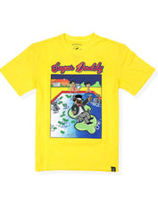 Civilized T-Shirt - Sugar Daddy - Yellow - CV2111