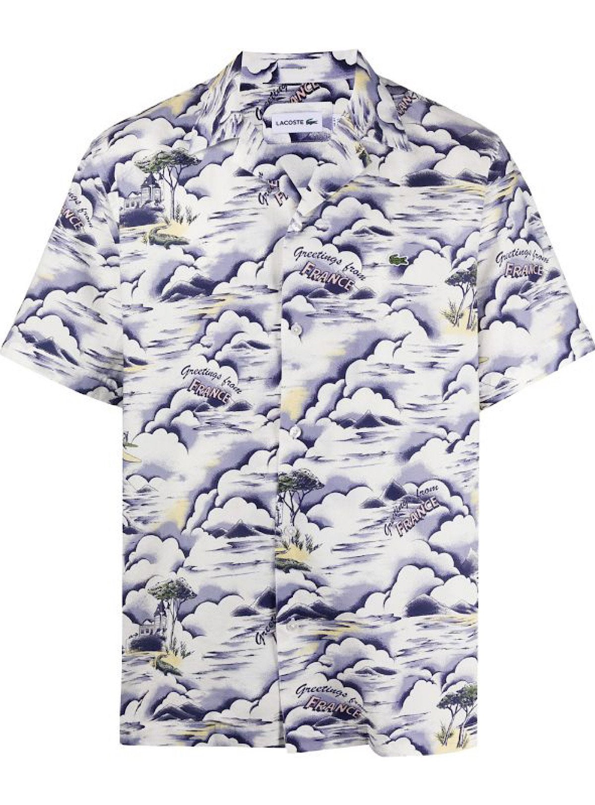Lacoste Shirt - Tropical - CH7944