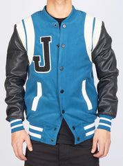 Buyer's Choice Jacket - Joker Varsity - Teal - 3057