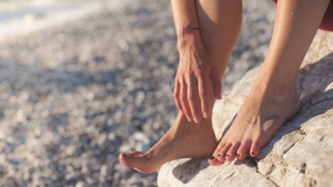 Gel Polish Pedicure Removal and Reapplication Treatment