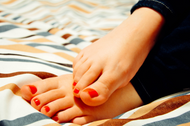 No.10 House Pedicure Treatment by Jessica Mortimore