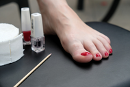 No.10 Mini Pedicure Treatment by Jessica Mortimore