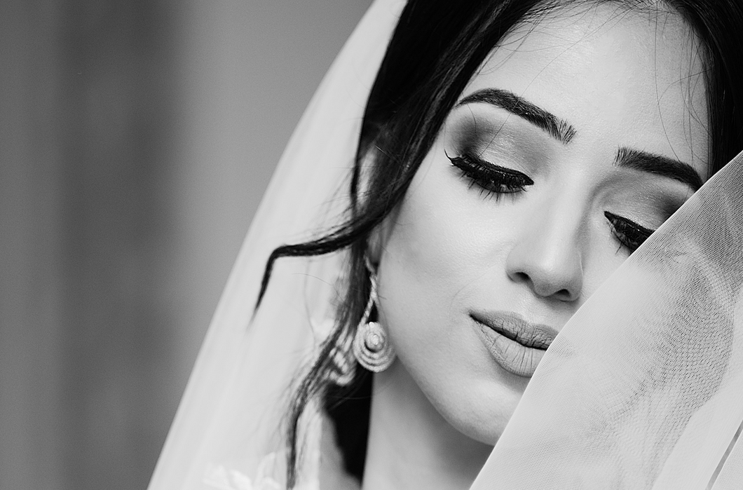 Full Face of Makeup Treatment for Brides by Keira Hookway