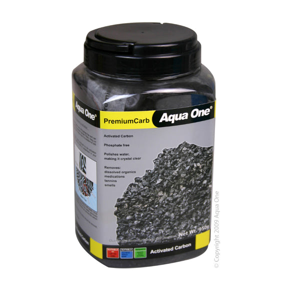 Aqua One Premium Active Carbon 950g