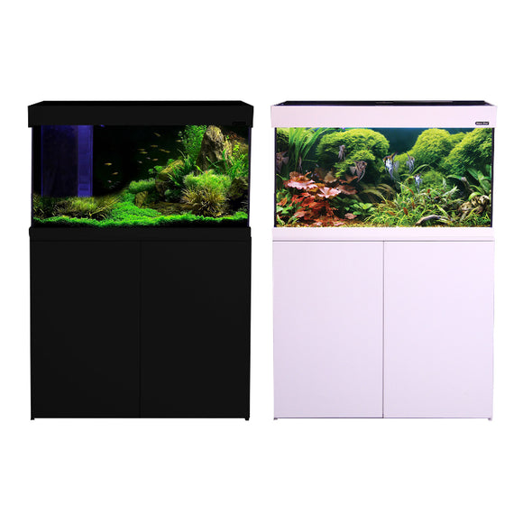 Aqua One - Aquatica 240 Aquarium Set 240L  - 120L x 45D x 55+80cm