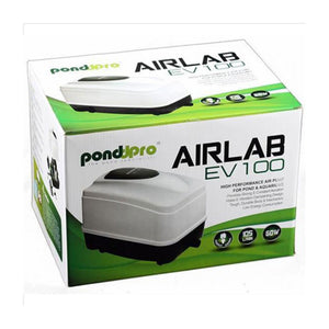 Pondpro Airlab EV120 High Performance Air Pump