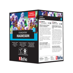 Red Sea Foundation C - Magnesium Powder Supplyment 1Kg
