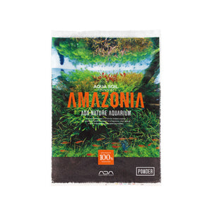 ADA Aqua Soil Amazonia Powder - Small Bag 3L