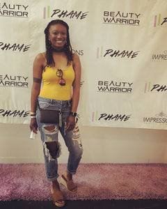 The PHAME (Professional Hair & Make-Up Expo) Our Experience