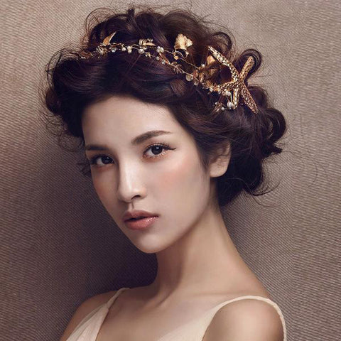 Lolita Minot Luxury Bridal Headband