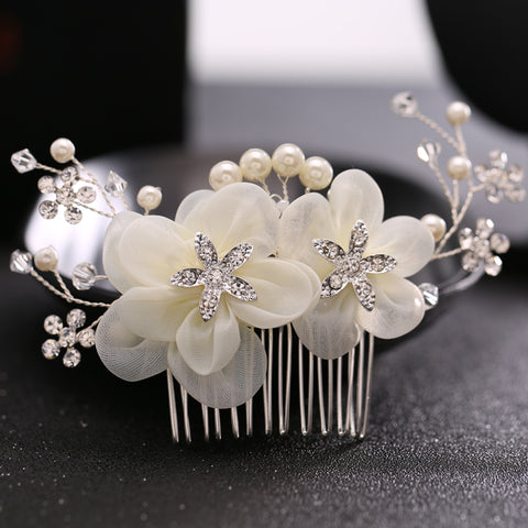 Touch Luxury Bridal Hair Comb