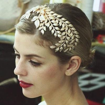 Angelica Bridal Vintage Wedding Hair Crown