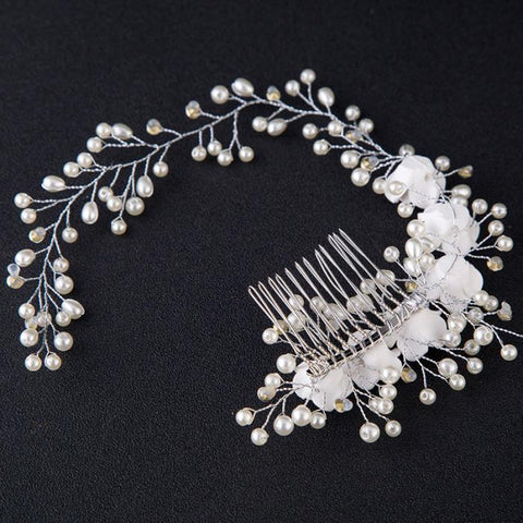Alexa Beautiful Wedding Hair Comb