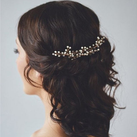 Claus Wedding Bridal Hairpin