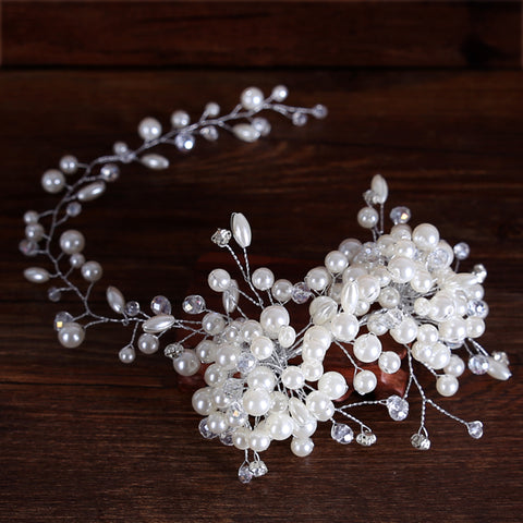 Suba Luxurious Headband Tiara