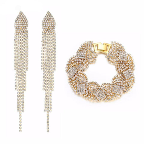 Daniel Bridal Wedding Jewelry Set