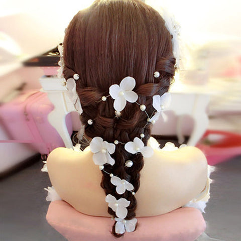 Kita Elegant Charming Bridal Hair Chain