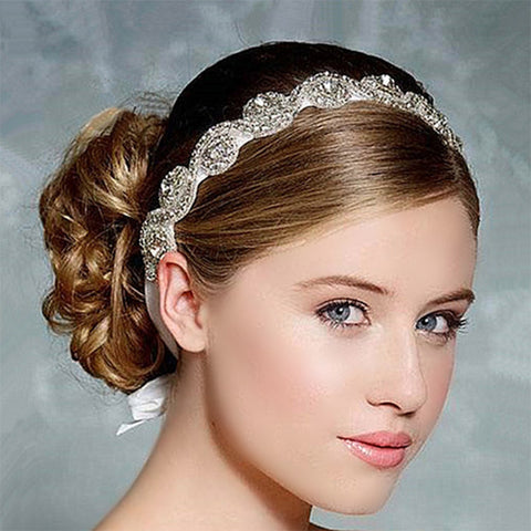 Dallas Bridal Hair Band
