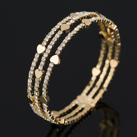Gest Elegant Bangle Bracelet