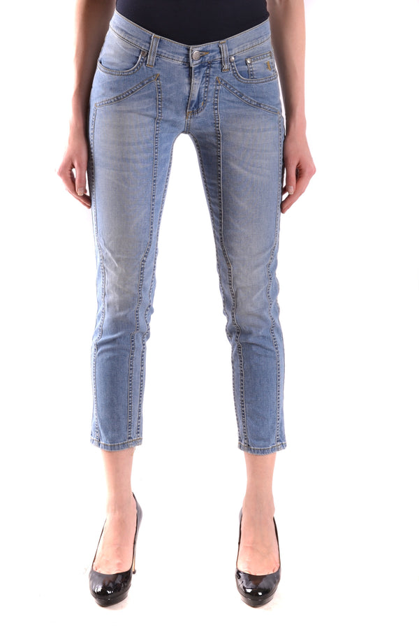 Blue Jeans Jeckerson for Women-Jeans - WOMAN-Mudawwana UK