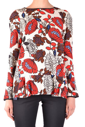 Multicolor Viscose T-Shirt Jucca for Women