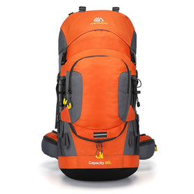 Outdoor backpack camping bag 50/60L