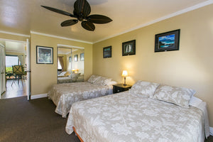 Kauai Beach Villas Accommodations